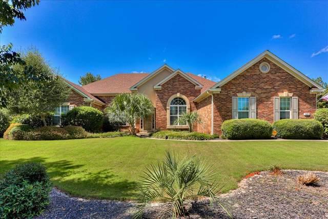 349 Ashley Court, GRANITEVILLE, SC 29829 (MLS #113498) :: Shannon Rollings Real Estate