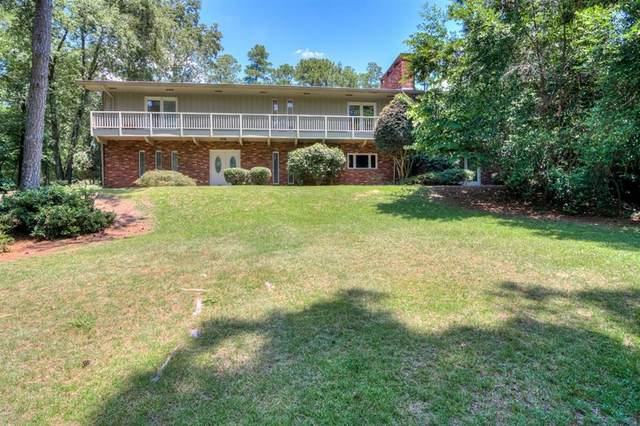 1007 Tamarack Drive, NORTH AUGUSTA, SC 29841 (MLS #113510) :: Shannon Rollings Real Estate