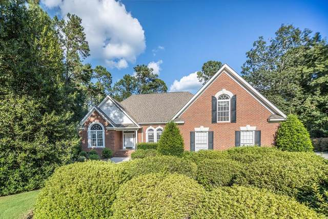5071 Belle Mead Drive, AIKEN, SC 29803 (MLS #113528) :: Shannon Rollings Real Estate
