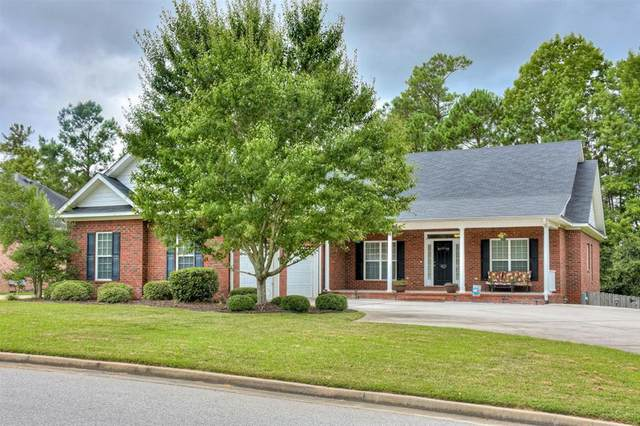 122 Bobbye Drive, NORTH AUGUSTA, SC 29841 (MLS #113541) :: Shannon Rollings Real Estate