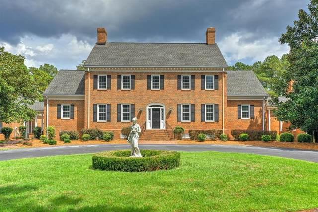 1500 Huntsman Drive, AIKEN, SC 29803 (MLS #113603) :: Tonda Booker Real Estate Sales