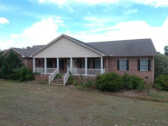 490 Bluffwood Road, WAGENER, SC 29164 (MLS #113604) :: Fabulous Aiken Homes