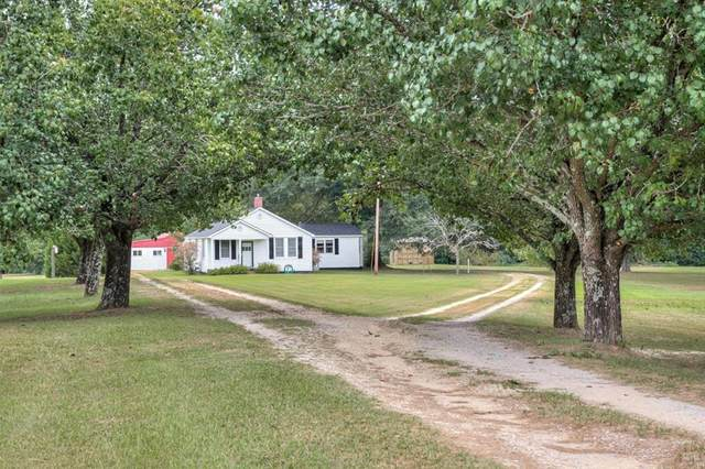 491 Old Jackson Hwy, JACKSON, SC 29831 (MLS #113616) :: Shannon Rollings Real Estate