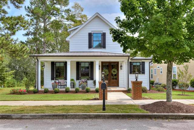 220 Pinckney Place, AIKEN, SC 29803 (MLS #113619) :: Shannon Rollings Real Estate