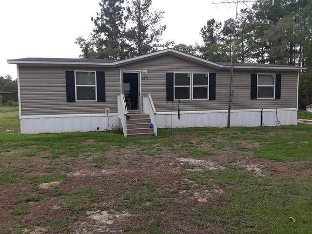 3417 Highway 64, BARNWELL, SC 29812 (MLS #113635) :: Shannon Rollings Real Estate