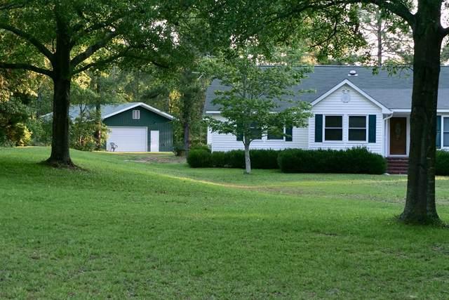 619 Kimball Pond Road, AIKEN, SC 29803 (MLS #113636) :: Shannon Rollings Real Estate