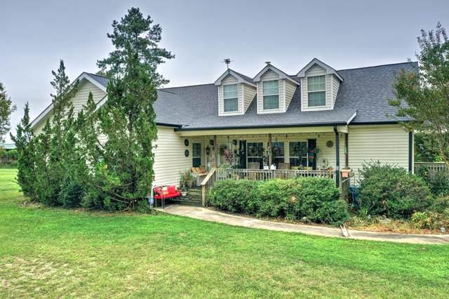 2633 Piper Drive, RIDGE SPRING, SC 29129 (MLS #113642) :: Shannon Rollings Real Estate