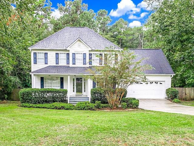 230 Spring Forest Circle, AIKEN, SC 29803 (MLS #113643) :: Shannon Rollings Real Estate