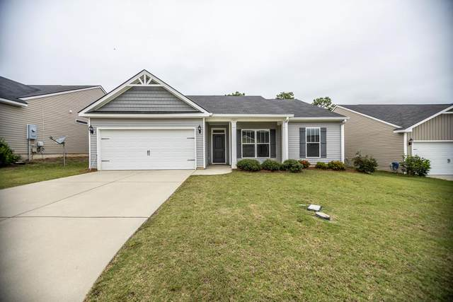 4067 Corner Stroll Lane, AIKEN, SC 29801 (MLS #113652) :: RE/MAX River Realty