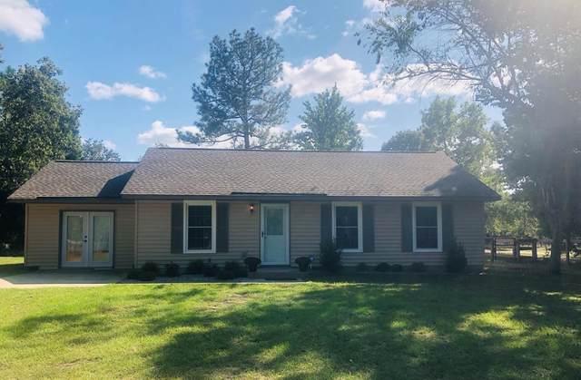 315 Old Bell Road, AIKEN, SC 29801 (MLS #113656) :: Shannon Rollings Real Estate