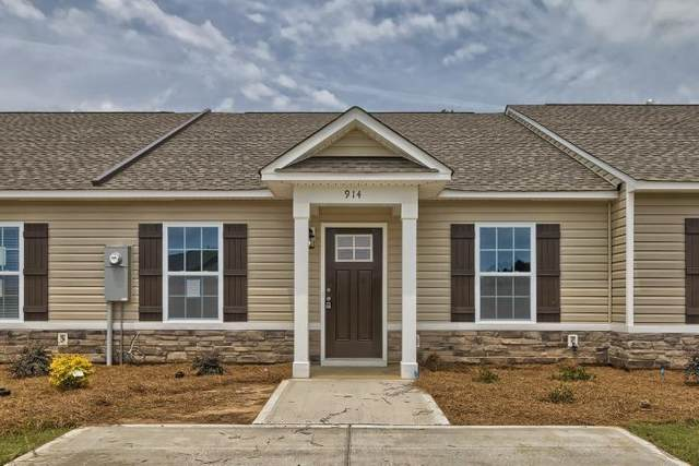 957 Madrid Court, AIKEN, SC 29803 (MLS #113697) :: Tonda Booker Real Estate Sales