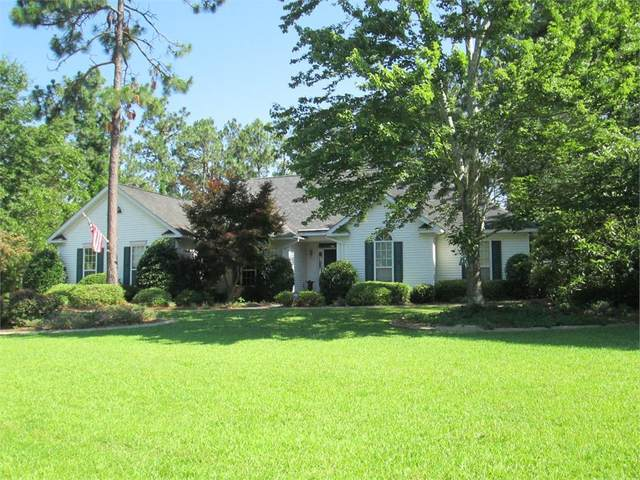 2244 Beaver Creek Lane, AIKEN, SC 29803 (MLS #113713) :: Shannon Rollings Real Estate