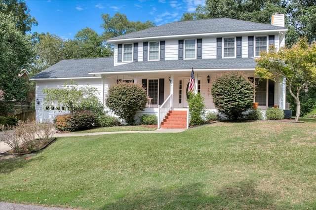 864 Hickory Ridge Road, AIKEN, SC 29803 (MLS #113721) :: The Starnes Group LLC