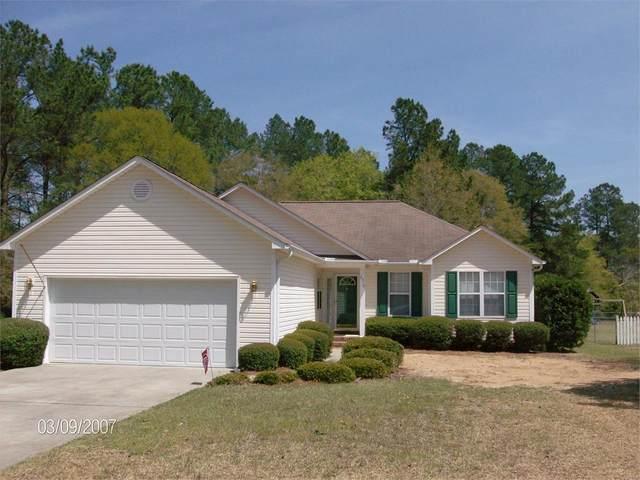 2510 Ramblewood Road, AIKEN, SC 29803 (MLS #113725) :: Fabulous Aiken Homes