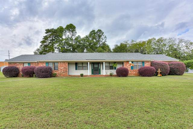 925 Brookhaven Drive, AIKEN, SC 29803 (MLS #113748) :: Shannon Rollings Real Estate