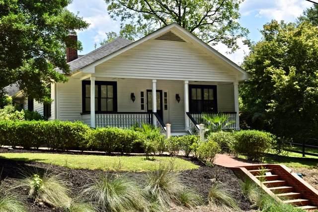 574 Newberry Street Sw, AIKEN, SC 29801 (MLS #113755) :: Tonda Booker Real Estate Sales