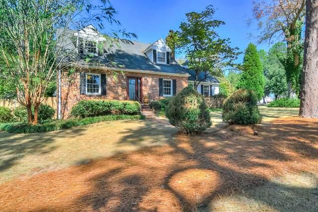 913 Wheeler Drive, AIKEN, SC 29803 (MLS #113774) :: Shannon Rollings Real Estate