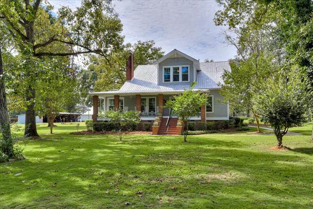 1627 Spur Branch Road, WILLISTON, SC 29853 (MLS #113785) :: RE/MAX River Realty