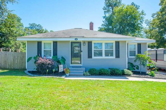 110 Sheffield Street, NORTH AUGUSTA, SC 29841 (MLS #113789) :: Shannon Rollings Real Estate