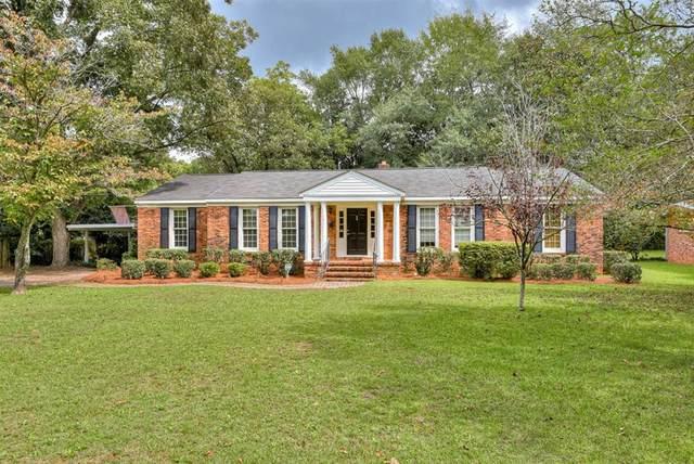 604 Powderhouse Road, AIKEN, SC 29801 (MLS #113796) :: Shannon Rollings Real Estate