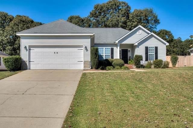 1104 Oxpens Drive, WARRENVILLE, SC 29851 (MLS #113804) :: For Sale By Joe | Meybohm Real Estate