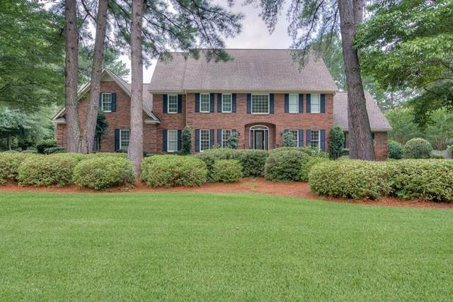 356 Magnolia Lake Court, AIKEN, SC 29803 (MLS #113814) :: RE/MAX River Realty