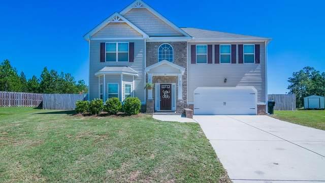 565 Twin View Court, GRANITEVILLE, SC 29829 (MLS #113816) :: Fabulous Aiken Homes