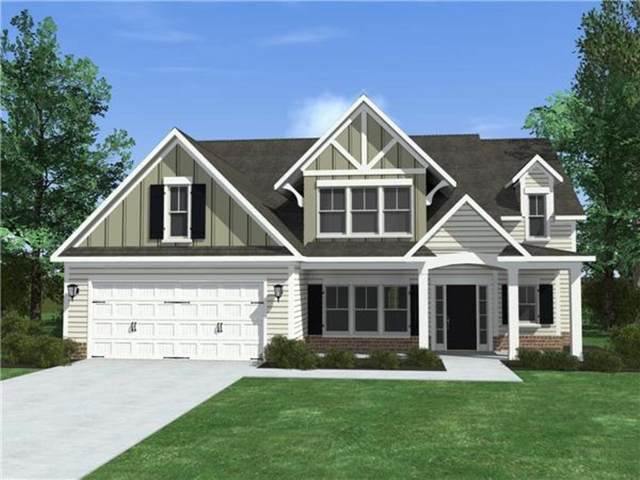 Lot 27 Pommel Court, AIKEN, SC 29803 (MLS #113860) :: Tonda Booker Real Estate Sales