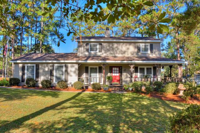 21 Deerwood Drive, AIKEN, SC 29803 (MLS #113861) :: For Sale By Joe | Meybohm Real Estate