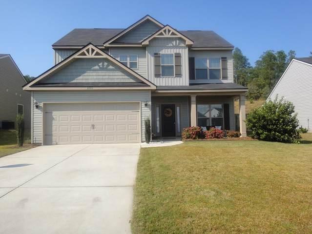 2011 Fern Crest Lane, GRANITEVILLE, SC 29829 (MLS #113871) :: Fabulous Aiken Homes