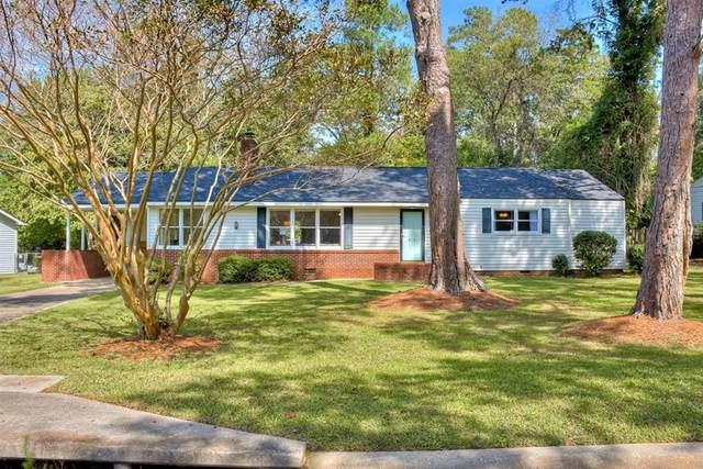 814 Legare Road Sw, AIKEN, SC 29803 (MLS #113876) :: Fabulous Aiken Homes