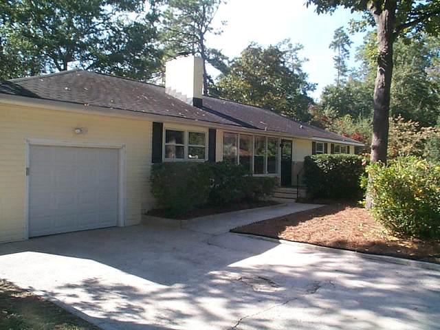 1000 Evans Road, AIKEN, SC 29801 (MLS #113894) :: Shannon Rollings Real Estate