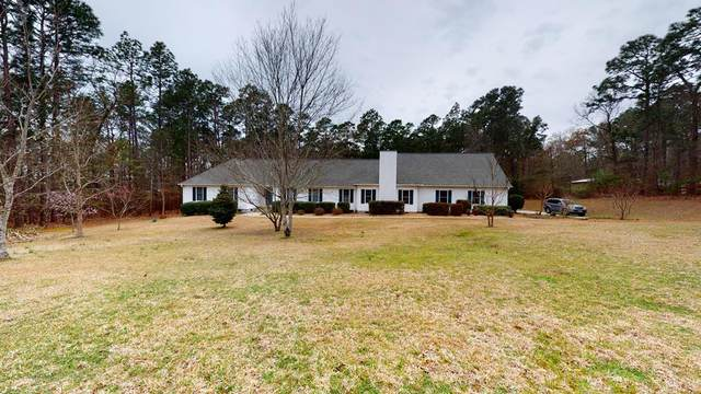 2333 Falcon Hill Drive, AIKEN, SC 29803 (MLS #113900) :: Tonda Booker Real Estate Sales