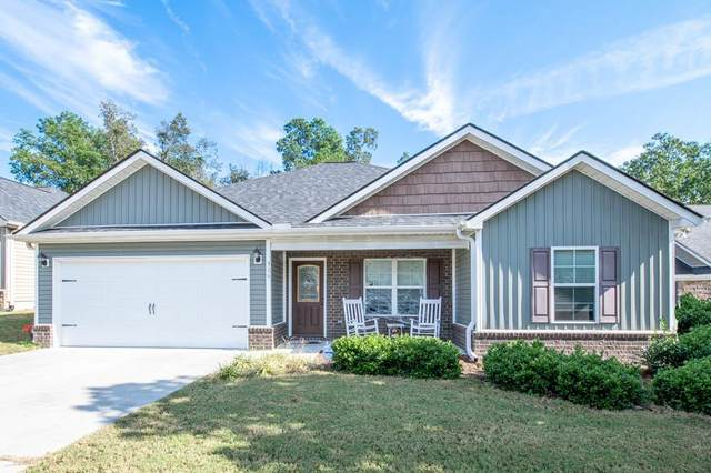 326 Mossy Oak Circle, NORTH AUGUSTA, SC 29841 (MLS #113905) :: Shannon Rollings Real Estate