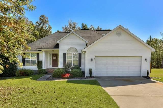 864 Watsonia Drive, AIKEN, SC 29803 (MLS #113912) :: For Sale By Joe | Meybohm Real Estate