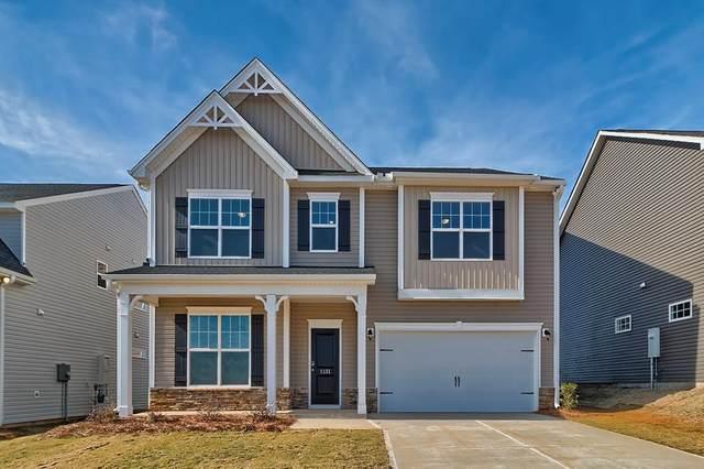 1070 Sapphire Drive, GRANITEVILLE, SC 29829 (MLS #113943) :: Tonda Booker Real Estate Sales