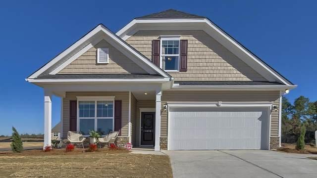 1091 Sapphire Drive, GRANITEVILLE, SC 29829 (MLS #113946) :: Tonda Booker Real Estate Sales