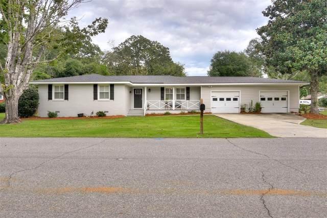 1441 Nottingham Drive, AIKEN, SC 29801 (MLS #113955) :: Shannon Rollings Real Estate
