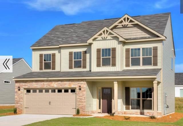 8045 Cozy Knoll, GRANITEVILLE, SC 29829 (MLS #113958) :: Tonda Booker Real Estate Sales