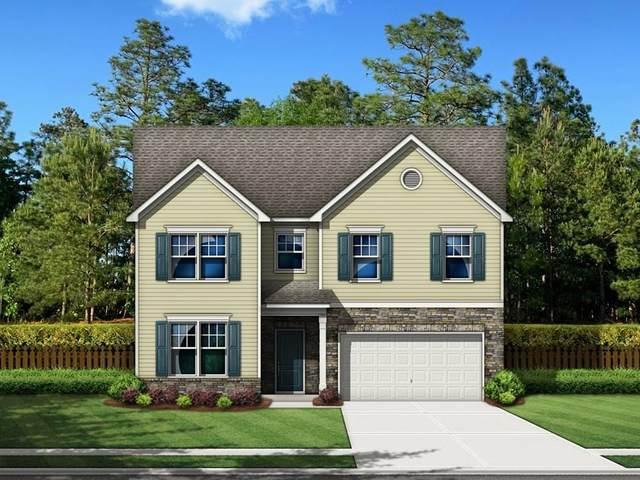 223 Sir Barton Loop, GRANITEVILLE, SC 29829 (MLS #113963) :: Shannon Rollings Real Estate