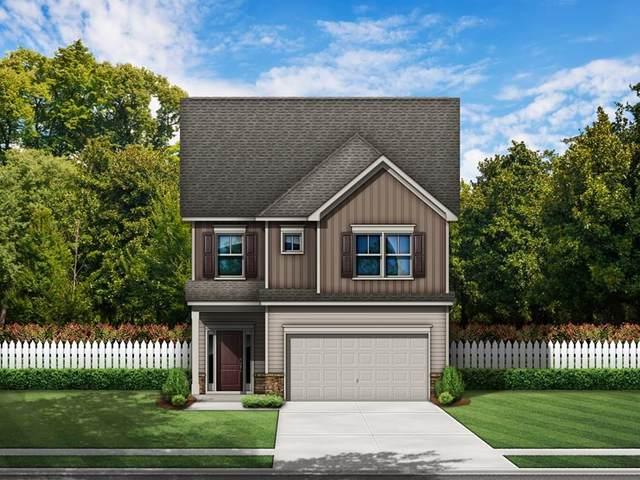 556 Count Fleet Court, GRANITEVILLE, SC 29829 (MLS #113964) :: Shannon Rollings Real Estate