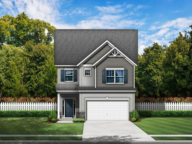 711 Justify Drive, GRANITEVILLE, SC 29829 (MLS #113966) :: Shannon Rollings Real Estate