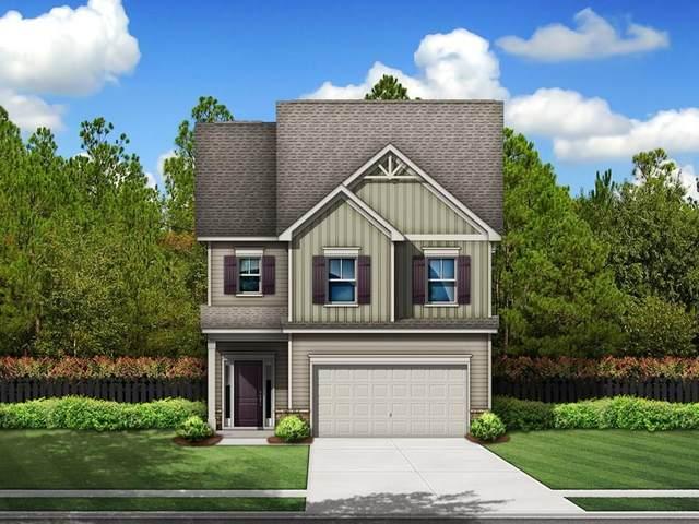 559 Count Fleet Court, GRANITEVILLE, SC 29829 (MLS #113967) :: Shannon Rollings Real Estate