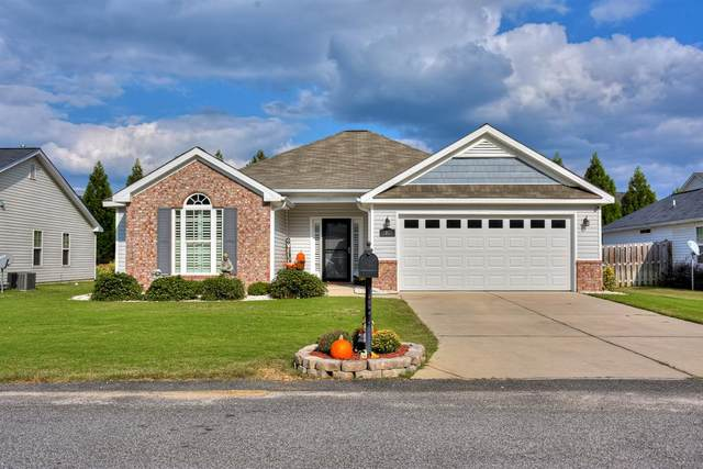 5103 Nokesville Circle, AIKEN, SC 29803 (MLS #114033) :: Shannon Rollings Real Estate