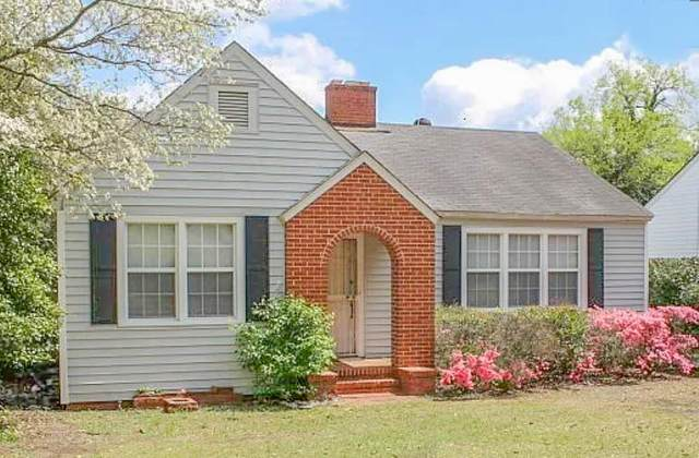 1212 Heard Avenue, AUGUSTA, GA 30904 (MLS #114052) :: RE/MAX River Realty
