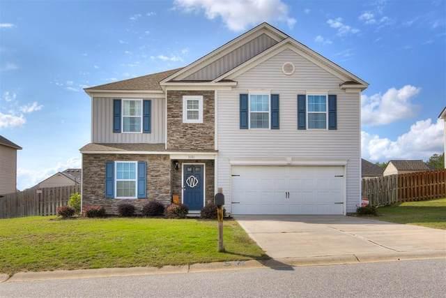 3101 Kissing Creek Run, GRANITEVILLE, SC 29829 (MLS #114103) :: Shannon Rollings Real Estate