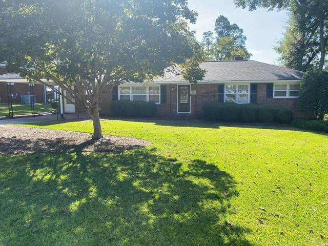 703 River View Drive, NORTH AUGUSTA, SC 29841 (MLS #114114) :: Shannon Rollings Real Estate