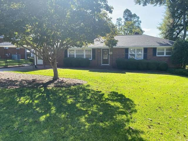 703 River View Drive, NORTH AUGUSTA, SC 29841 (MLS #114114) :: Tonda Booker Real Estate Sales