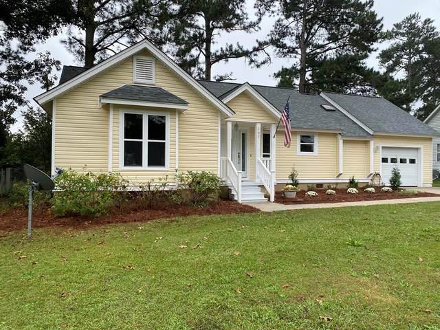 107 Trailwood Avenue, AIKEN, SC 29803 (MLS #114135) :: Fabulous Aiken Homes