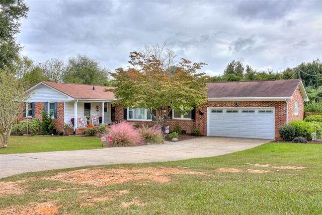 170 Parkwood Drive, WILLISTON, SC 29853 (MLS #114140) :: For Sale By Joe | Meybohm Real Estate